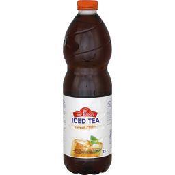 Iced Tea pêche, boisson aux extraits de thé aromatis...