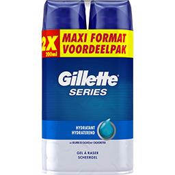 Gel à raser Hydratant Gillette