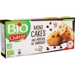 Mini cakes aux pépites de chocolat BIO