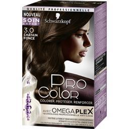 Pro Color - Coloration 3.0 châtain foncé