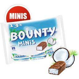 Barres chocolatées Minis