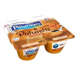Paturette - Crème dessert caramel