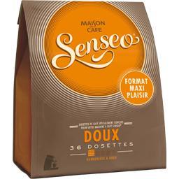 Dosettes de café Doux