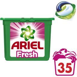 3en1 pods - fresh sensations - lessive capsules - 35 lavages