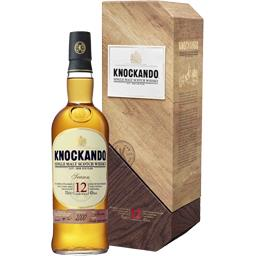 Knockando Single malt scotch whisky La bouteille de 70cl