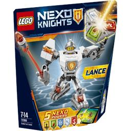 Nexo Knights - La Super Armure de Lance