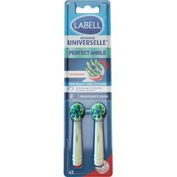 Recharge universelle Perfect Angle brosse à dents él...