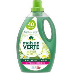 Maison Verte Lessive liquide Fraîcheur d'été