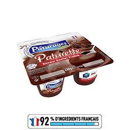 Paturette - Crème dessert saveur Rocher Praliné