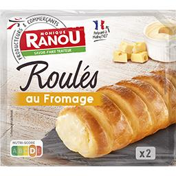 Roulés au fromage