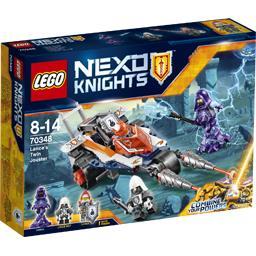 Nexo Knights - Le Double Tireur de Lance