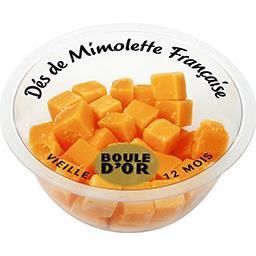 Dés de Mimolette vieille
