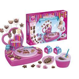 Atelier mini délices chocolat 4 en 1