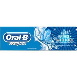 Complete fraîcheur longue durée - dentifrice