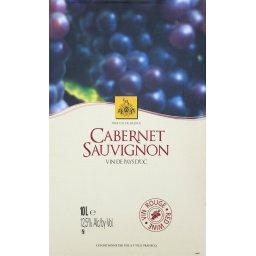 Cabernet sauvignon, vin rouge de pays d'Oc -