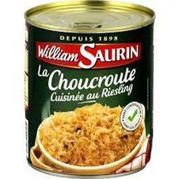 La Choucroute Cuisinée au Riesling