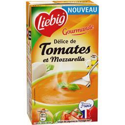 LIEBIG : Gourmande - Délice de Tomates et Mozzarella