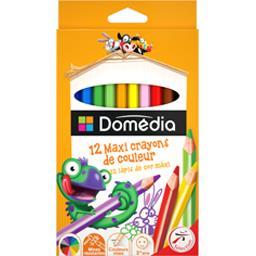Mini crayons de couleur
