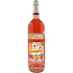 Boisson rosé pamplemousse