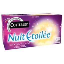 Infusion Nuit Etoilée, cocktail tilleul, verveine et...