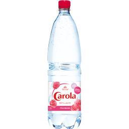 Carola Boisson pétillante framboise zéro sucres la bouteille de 1,25 l