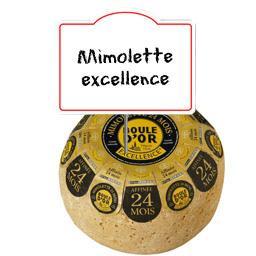 Mimolette excellence 30% de MG