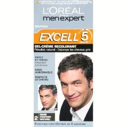 Excell 5 Minutes - Gel recolorant sans ammoniaque Br...
