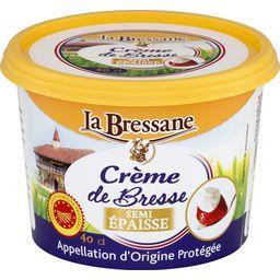 Crème de Bresse semi épaisse