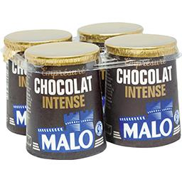 Malo Emprésuré chocolat intense