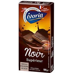 Chocolat noir supérieur