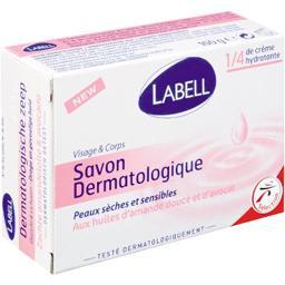 Savon dermatologique peaux sèches & sensibles visage...