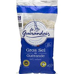 Gros sel de Guérande gris tradition