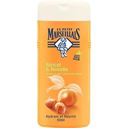 Le Petit Marseillais Gel douche & bain crème extra doux abricot & noisett...