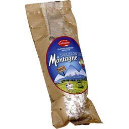 Saucisson sec de Montagne
