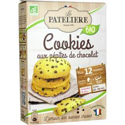 BIO - Cookies aux pépites de chocolat BIO