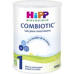 Combiotic - Lait bébé en poudre 1 BIO, dès la naissa...