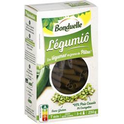 Bonduelle Légumio pasta pois cassés et courgettes