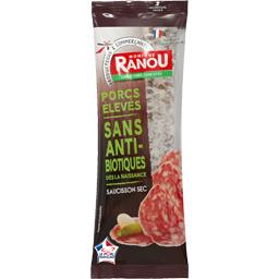 Monique Ranou Saucisson sec le paquet de 250 g