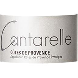Côtes de Provence Cantarelle vin Rosé 2017