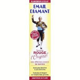 Dentifrice formule rouge, Blancheur & éclat - L'Original