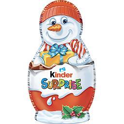 Kinder Kinder Surprise - Moulage chocolat au lait avec une surpris... le moulage de 36 g