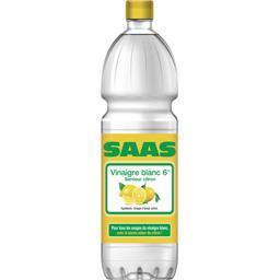 Vinaigre blanc 6° senteur citron