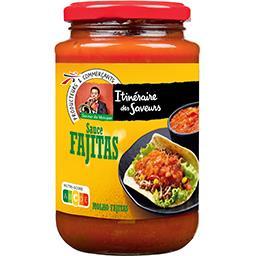 Saveur du Mexique - Sauce Fajitas