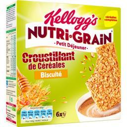 Nutri-Grain - Croustillant de céréales biscuité