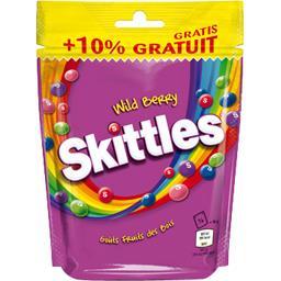 Skittles Bonbons dragéifiés goût fruits des bois le paquet de 192 g