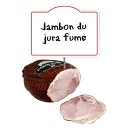 Jambon FUME du Jura VPF