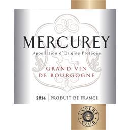 Mercurey, vin rouge