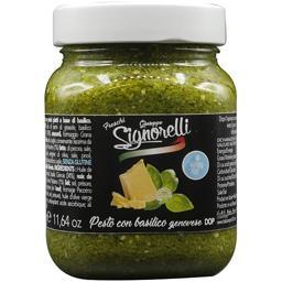 Pesto avec basilic Génois