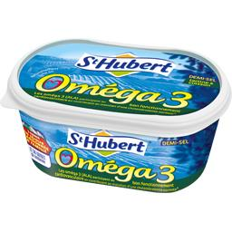 Margarine Oméga 3 demi sel