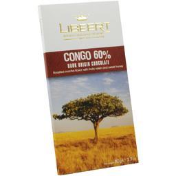 Chocolat noir Congo 60%